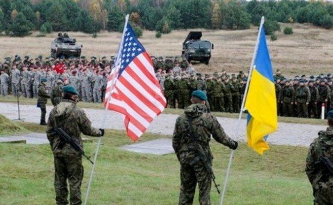 Военные Беларуси наблюдали за украинско-американскими учениями Rapid Trident-2017