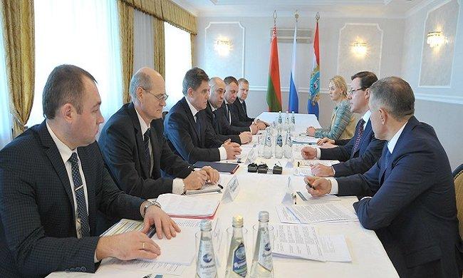 Беларусь намерена наращивать сотрудничество с Самарской областью России