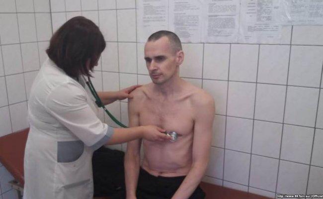 Террориста Сенцова выписали из медицинской части колонии
