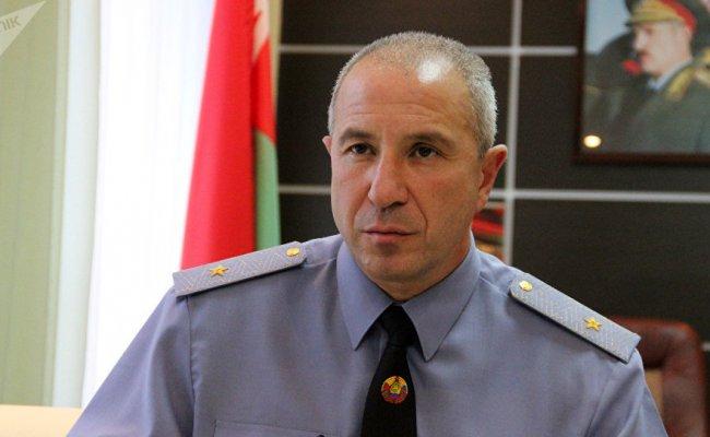 Караев назначен главой МВД Беларуси