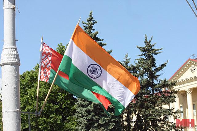 Лукашенко надеется на дальнейшее развитие двухсторонних отношений между Беларусью и Индией