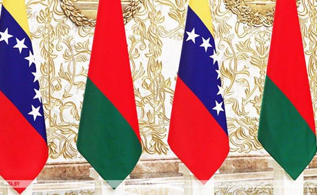 Лукашенко заявил о дальнейшем сотрудничестве с Венесуэлой