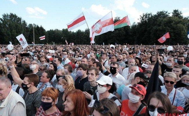 В Парке дружбы в Минске 6 августа власти проведут концерт - митинг Тихановской под угрозой срыва